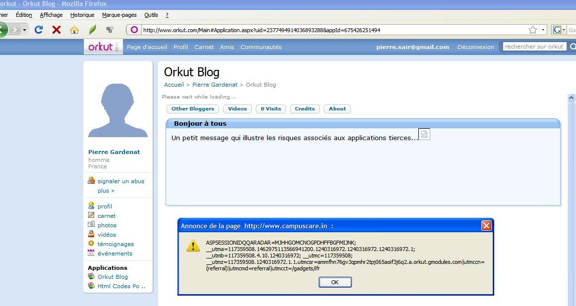 Google s orkut in brazil